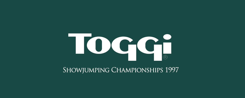 Toggi Showjumping Championships 1997 Banner