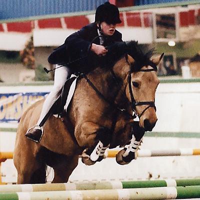 Ballyorney Dolly Dun and Hannah Goodby