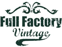Full Factory Vintage Logo
