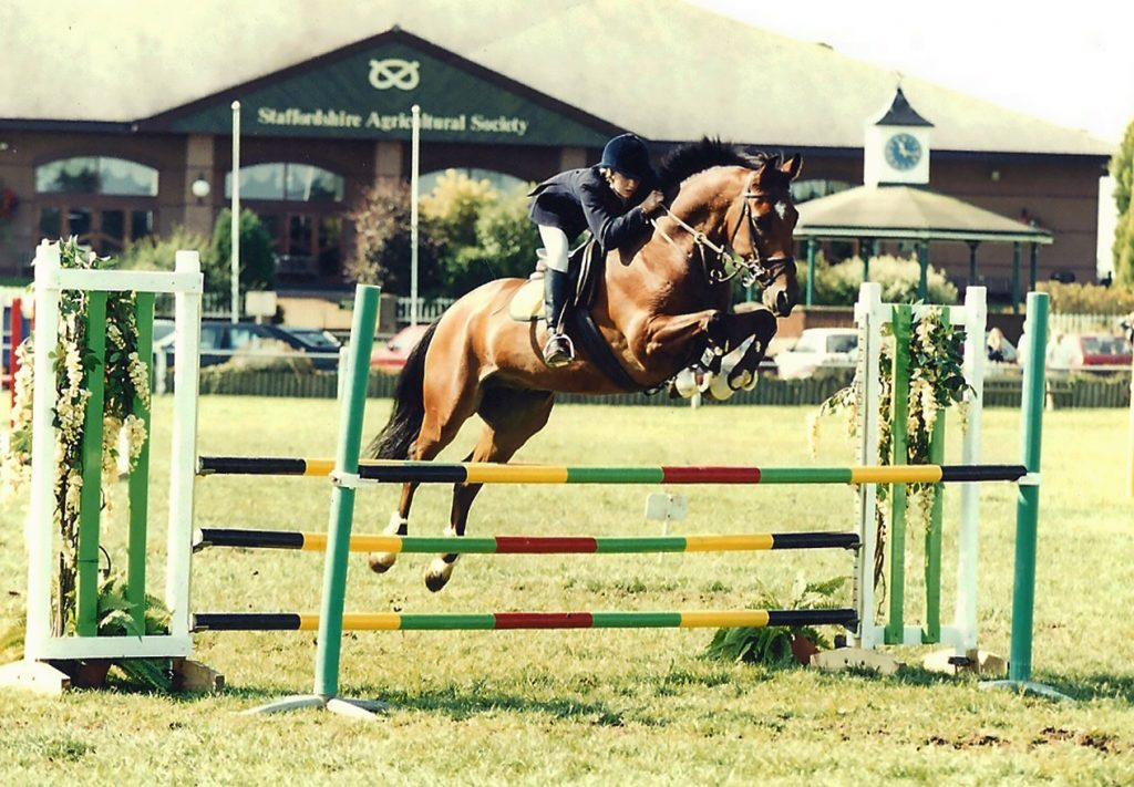 Scope Festival of Showjumping 2000