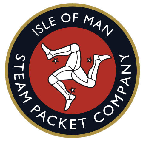 Supported by Isle of Man Steam Packet Company