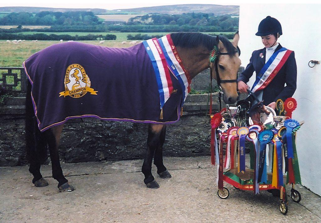 Ballyorney Dolly Dun HOYS 1999