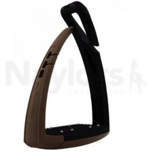 Freejump Soft'Up Pro Safety Stirrups Chocolate Image