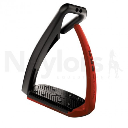 Freejump Soft'Up Pro Safety Stirrups Red Image