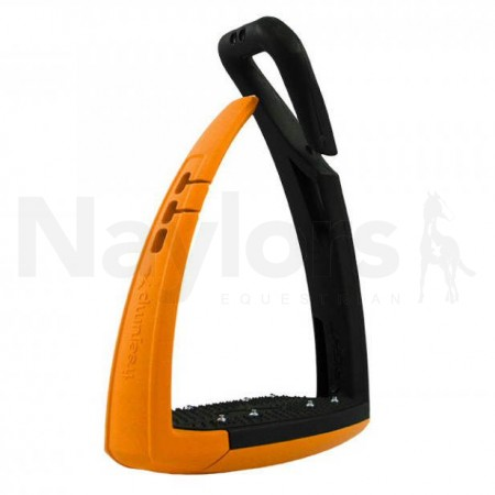 Freejump Soft'Up Pro Safety Stirrups Orange Image