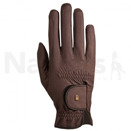 Roeckl® Roeck-Grip Chester Riding Gloves Mocha Image