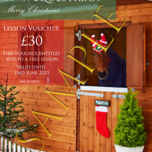 HG Equestrian Christmas Voucher