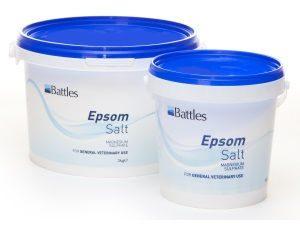 Battles Epsom Salts Image